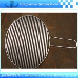 Vetex ha unito la rete metallica del barbecue