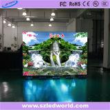 P4屋内レンタルフルカラーのダイカストで形造るLED表示ボードのパネルスクリーンの工場(セリウム、RoHS、FCC、CCC)