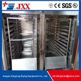 O ar quente da máquina de secagem de alimentos para as frutas e produtos hortícolas