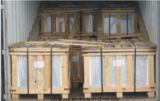 El control magnético esmaltó persianas de la cortina de la tela