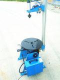 O Ce certificou a tabela HD-100 da volta da soldadura automática para a soldadura da câmara de ar
