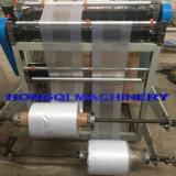 Duas linhas T-shirt Bag fazendo a máquina