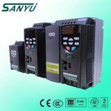 Movimentação de velocidade variável de Sanyu 2016 para a matéria têxtil Sy8000-022g-4