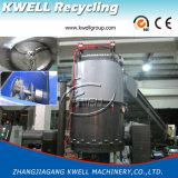Película de PE/PP Pelletizer Compactador/Anel de água Granulator Pelletizer máquina de linha