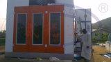 Wld7200ナイジェリアの熱い販売車のスプレー式塗料ブース