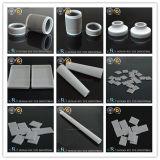 Keramische Beryllium-Oxid-Platte/keramische Beo blank Platten-Substratfläche