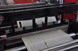 Sac plat non tissé élevé d'effet formant la machine Zxl-B700