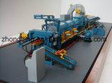 Kleinkapazitäts vom überschüssigen Gummireifen, der Maschine aufbereitet