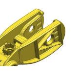 Прессформа заливки формы для частей алюминия и цинка