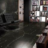 Mattonelle di marmo di alta classe del nero 600*1200 per il pavimento della decorazione e la parete (ST12936P)