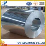Bobina de acero de Galvnized de los surtidores de China de hoja del metal de la hoja de acero del material para techos (0.14mm-0.8m m)
