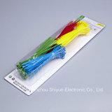 15 '' serres-câble en nylon noirs de 40lbs Natural/UV