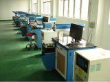 Óptica equipo de marcado láser de fibra con el CE, ISO