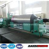 Rouleau anti-calorique de four de coulée par centrifugation utilisé à l'usine sidérurgique