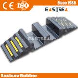 150 millimetri Canale gomma tubo portatile Rampa