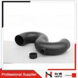 HDPE del sifone della presa di P montaggio di tubi di plastica della plastica del tubo da 4 pollici