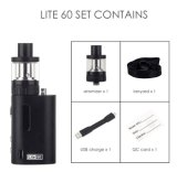 Comercio al por mayor Mini cigarrillo electrónico Jomo Lite 60W Vape