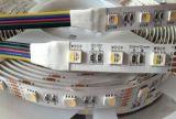 RGBW LED 유연한 지구 빛 60LEDs/M