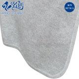Graue MITTLERE Hülse V-Stutzen Form verdünnen Bluse