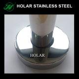 Fornitore della Cina del coperchio polacco del corrimano dello specchio dell'acciaio inossidabile 304, coperchio della flangia