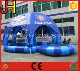 Qualitäts-aufblasbares Pool mit Zelt-Deckel für Verkauf