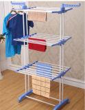 Rack de roupa de secagem telescópica