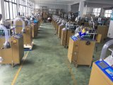 8 Breiende Machine van de Hoed Beanie van de Voeders van het garen de Automatische, de Breiende Machine van de Sjaal