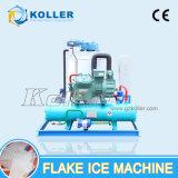 Хорошая цена 5 тонн коммерческих чешуйчатый лед бумагоделательной машины для обработки мяса (KP50)