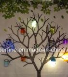 Hermosa luz colgante de Halloween Tarro decorativo Solar LED Hada
