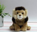 Заполненная таможней игрушка плюша Лео