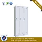 Puder-Beschichtung-Stahlmetallzahnstangen-Aktenschrank (Bücherschrank, Bücherregal) (HX-MG53)