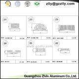 De Profielen Heatsink van het Aluminium van de huisvesting
