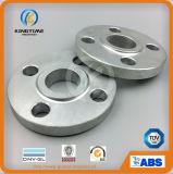 Bride de l'acier du carbone de Galanized de la qualité Cl150-Cl2500 A105 ainsi (KT0448)
