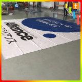 Bandiere della maglia del poliestere stampate sublimazione, bandiere della maglia di sport (JT-YI)