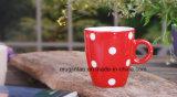 De vlek verglaasde de Ceramische Kop van de Thee van de Kop van de Koffie van de Bevordering van de Mok