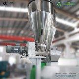 Оборудование Pelletizing пластмассы PP PE кольца воды твердое