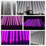 5W 9W 13W 23W IP65 à prova d'água 2835 T8 LED Grow Tube Light for Aquarium Greenhouse Plant Grow