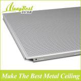 Planche de plafond en aluminium perforée en aluminium décoratif 2017