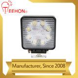 Indicatore luminoso impermeabile del lavoro di CC 24W LED di IP68 12V 24V