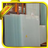Espaço livre/leite branco/cinzento/azul/verde/vidro laminado moderado bronze