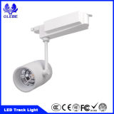 El más popular 30W COB LED Track Light Galería de Arte LED Track Lighting