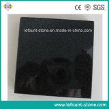 De zwarte/Grijze/Rode/Gele/Witte/Groene Tegels van het Graniet met Opgepoetst/Gevlamd/Struik Gehamerde Oppervlakte