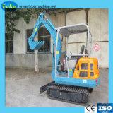 La construction de routes MACHINERY Cat Petite pelle excavatrice