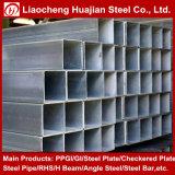 Una plaza de STM500/tubo de acero galvanizado de cuerpos huecos cuadrados