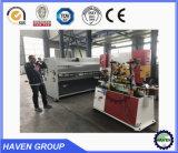Máquina de perfuração & de corte combinada hidráulica com certificado do ISO