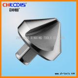 Taladro del avellanador del acero de alta velocidad de Tchx