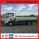真新しいSinotruk HOWOの軽い貨物トラック