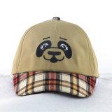 Motif de vérification de la mode des casquettes de baseball