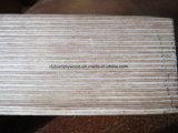 Madera contrachapada del infante de marina de la madera contrachapada de la madera dura del pegamento 1220X2440X18m m de la melamina