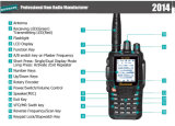 Wouxun Kg UV8d 136-174MHz & 400-480MHz 듀얼-밴드 UHF VHF 라디오